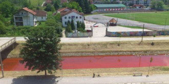 Црвена река - Горњи Милановац (видео) 1