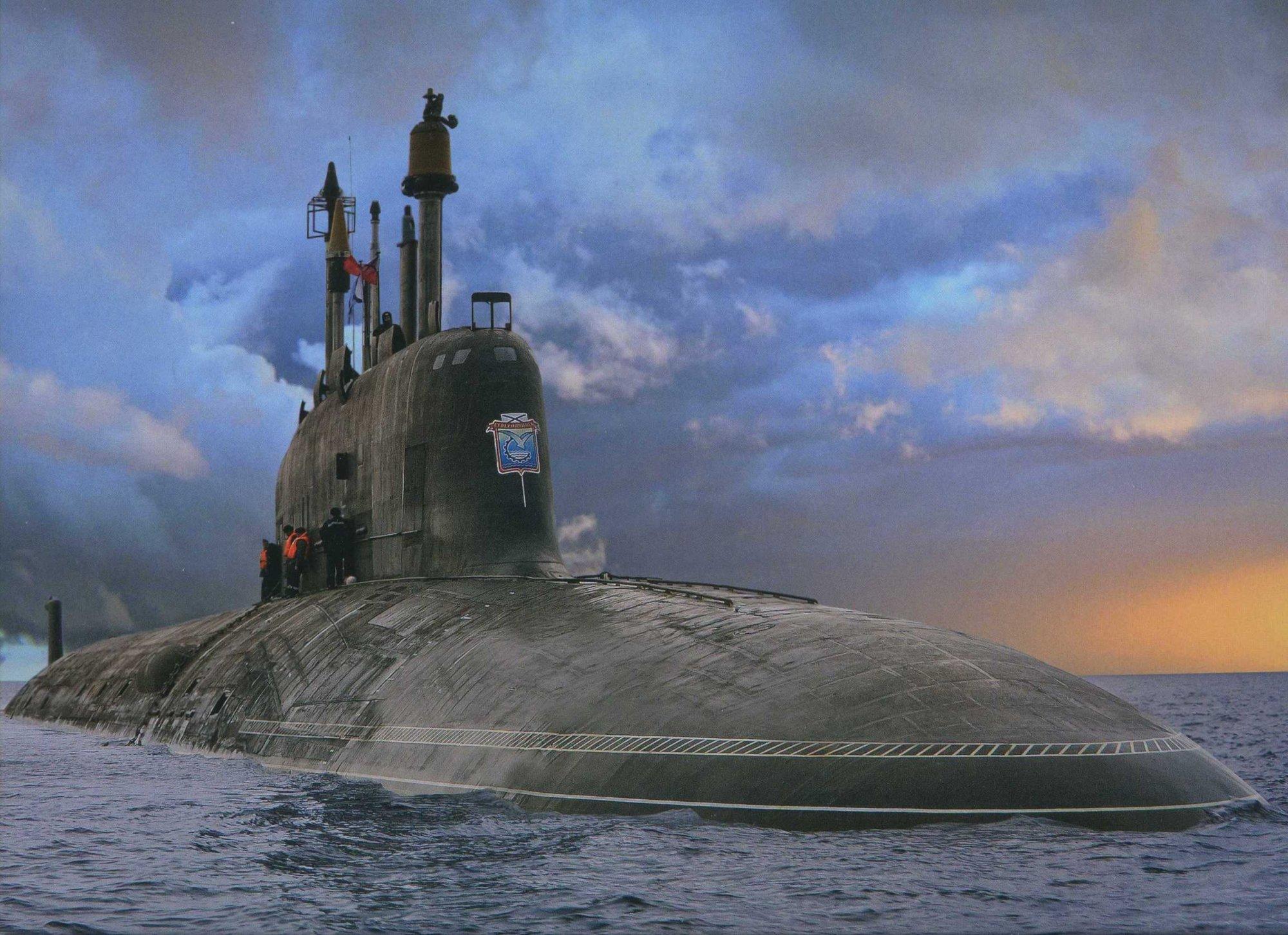jasen-podmornica