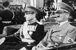 Кнез Павле Карађорђевић у Немачкој дочекан са највећим почастима