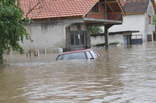 Поднели кривичну пријаву због поплављених кућа