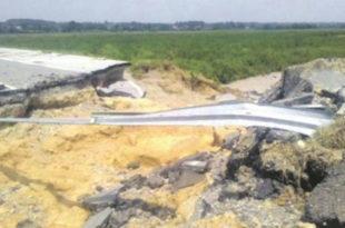 Ево где је пробијен пут и Тамнава поплавила Обреновац