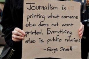 """""""Новинари су деградирани на слуге бизнисмена"""""""