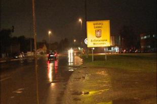 Поплаве прошле а у Шапцу два кризна штаба
