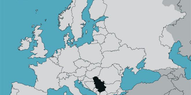 Србија по конкурентности на европском дну