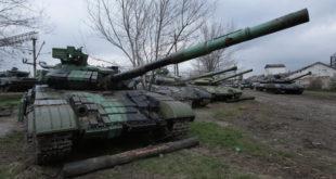 Командант украјинске јединице предао руским устаницима 248 тенкова 1