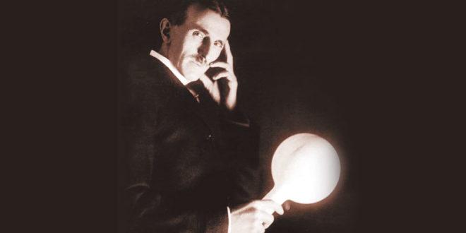 Намргођени Тесла о Пупину и Марконију