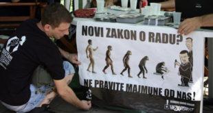 Синдикат новинара Србије: Закон о раду од Србије прави земљу сиромаштва, експлоатације и дискриминације радника 9
