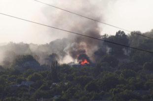 Браниоци Луганска оборили два украјинска јуришна авиона