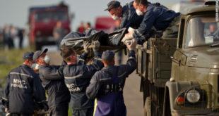 Рута Боинга је била у пречнику активности Оружаних снага Украјине док је срушени авион непосредно пре пада пратио украјински ловац СУ-27! 2