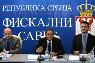 Пауновић: За стање на локалу криви Република и баш Фискални савет
