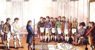 Недељни бископ: О тајним архивама масонских ложа (филм) 8