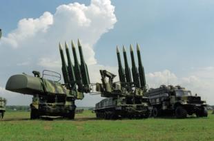 """Москва разматра могућност да Египту прода зенитне ракетне системе """"Антеј-2500"""" и """"Бук"""" 10"""