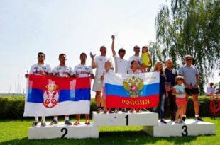 Припадник Речне флотиле вице-шампион света у једрењу!