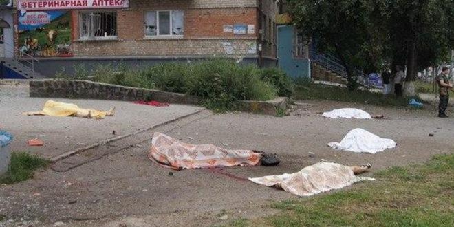 Крволоцима кијевске хунте мало било спаљивање десетина живих људи, убијања стотина цивила па су решили да сруше и путнички авион! (видео) 1