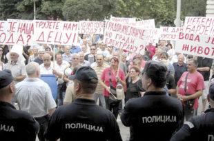 """""""Водена револуција"""" из Грделице 4"""
