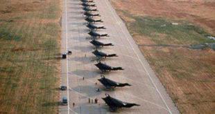 У базу у Румунији слетела 22 авиона F-117 Nighthawk америчког ваздухопловства 8