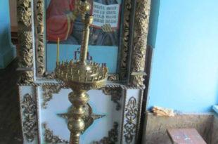 ЧУДО У ДОЊЕЦКУ: Икона Господа Свемогућег зауставила гранату! (фото галерија)