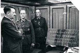 """Шта је Хитлер говорио о Србима: """"Немачка мора сузбијати планове о Великој Србији. Прихватљивија (је) чак (и) становита комунистичка опасност…"""""""