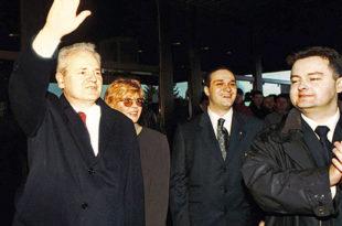 У СПС-у заборавили Слободана Милошевића
