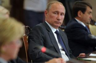 Путина подржава 87 одсто Руса
