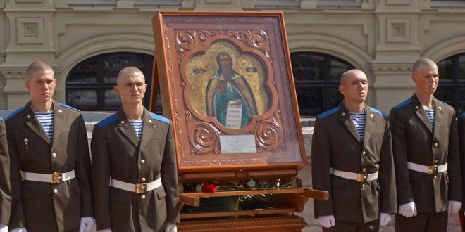 Овако је руска ваздушно-десанта војска прославила Светог Илију! 1