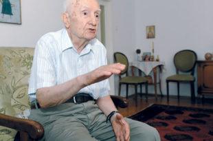 Преминуо Милорад Екмечић 2