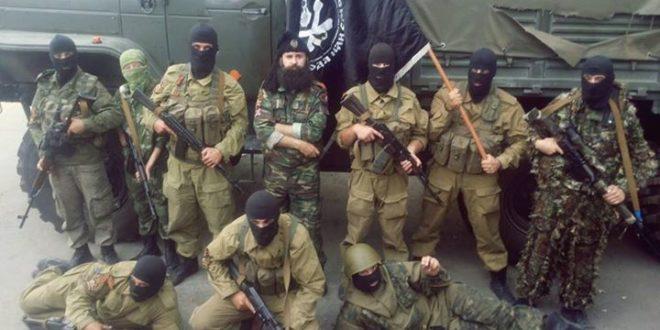 Четници се пробили из Луганска са телом погинулог каманданта Макса