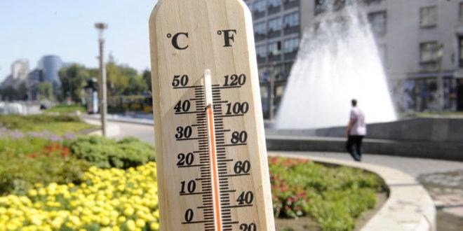 ТРОПСКИ ТАЛАС: Чека нас паклено лето, а прогноза за почетак јуна је најгора 1