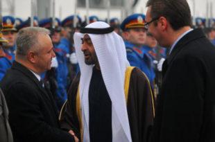 """Ексклузивно: иза Вучићевог споразума са """"Етихадом"""" и пословања са Емиратима крије се прање новца и међународни шверц оружја"""