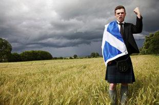 Британија пред распадом: Шкоти иду на референдум о независности!