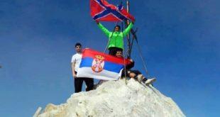 На врху Свете Горе: Новорусија - Србија 8