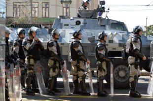Парада репресије и националног понижења