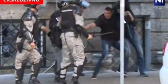 ЕКСКЛУЗИВНО: Шта се чуло на звучном запису док су жандарми из Ниша тукли Вучићевог брата (видео) 1