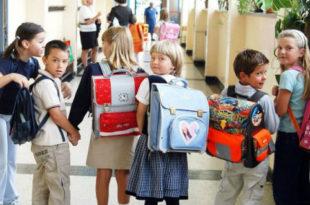 Србија: Ове године у школу креће 67.000 првака