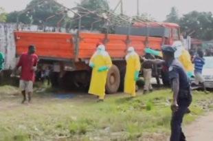 ПОТЕРА: Пацијент заражен еболом побегао из медицинског центра у Либерији (видео)