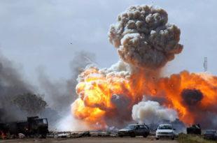 Ирак, осморица шиптара муџахедина убијена у ваздушним ударима САД 7