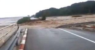 """ПОПЛАВЕ: Кладово и околна села одсечени од света, недалеко од ХЕ """"Ђердап"""" прорадило клизиште, евакуацију чека 20 људи! (видео) 10"""