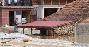Лучани: Излила се река Бјелица, евакуисано 35 људи 6