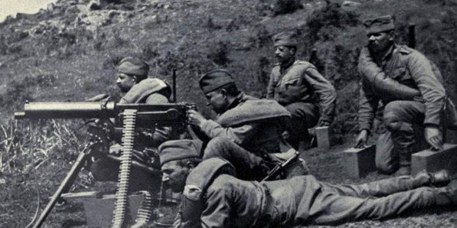 Храбри српски војници сломили два царства! И треће ће, робовати неће! 1