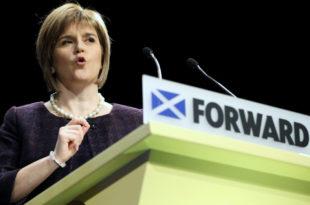 СТЕРЏЕН: Шкотска ће пре или касније бити независна држава