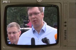 Реакција људи у Србији кад укључе ТВ (видео)