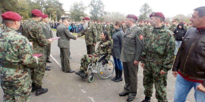 Војска Србије прославила седамдесет година од формирања падобранских јединица 1