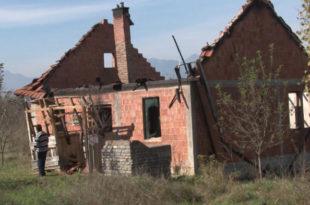 Запаљена још једна српска кућа на Косову