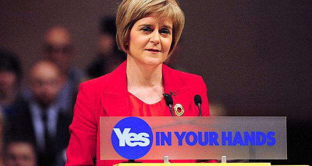 Прва жена премијер Шкотске