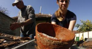 Нови Бечеј: У археолошком налазишту нађени предмети стари 7.000 година (фото галерија) 3