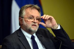 АЈДЕ! Шарлатан који је доведен да буде министар финансија тврди како су Немци заинтересовани за ЕПС 1