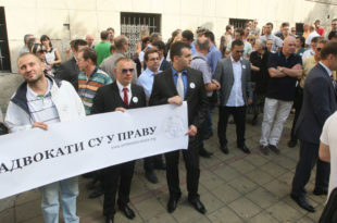 Адвокати: Наставак штрајка, измена закона о бележницима, смена Селаковића