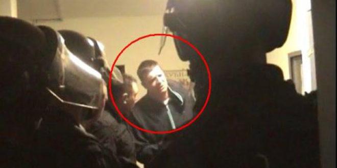 Андреј Вучић је први напао командира Жандармерије уз псовке и претње! (видео) 1