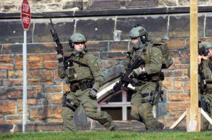 Отава: Потврђено да су у пуцњави испред канaдског парламента рањене још две особе 10