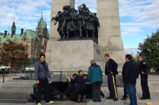 Канађани гурају нос свуда по свету и глуме силу па су сад у шоку због терористичког напада на парламент 9